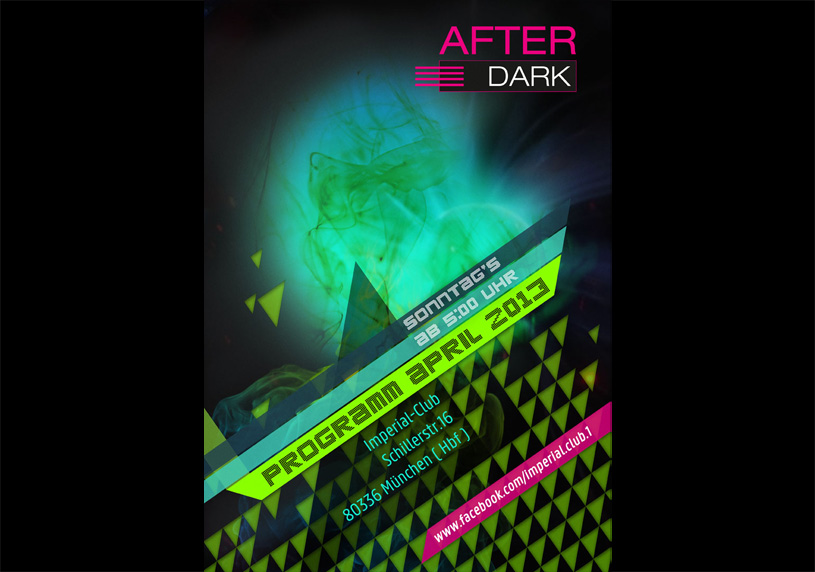 After Dark Flyer